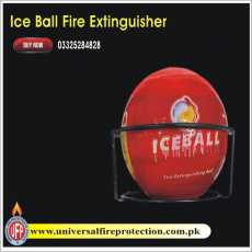 Ice Ball Fire Extinguisher