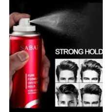 Red Sabalon Hair Spray