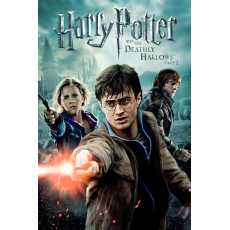 Harry Potter and the Deathly Hallows Part 2 (2011) - Movie DVD 1080p in Hindi...