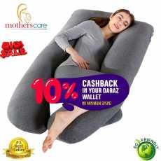 A1 Textiles Pregnancy Pillow and Nursing Pillow U shape  Maternity Pillow for...
