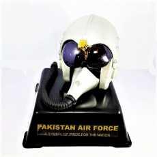 FIGHTER PILOT HELMET MODEL FOR OFFICE