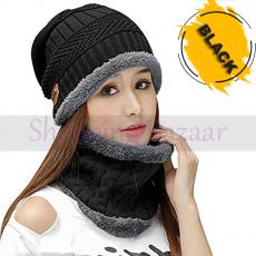 Winter Woolen Caps For Women