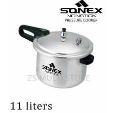 Sonex Pressure cooker, 11 liters, cookware handi
