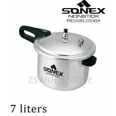 Sonex Pressure cooker, 7 liters, cookware handi