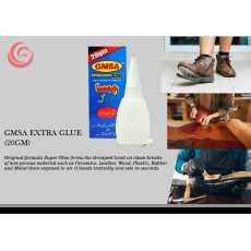 GMSA EXTRA SUPER GLUE 20GM