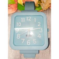 Hand Strap Watch Shape Stylish Table Alarm Clock Beautiful Decoration Gift...