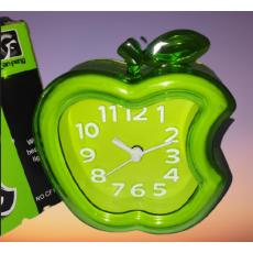 Apple Shape Stylish Table Alarm Clock Beautiful Decoration Gift Piece For...