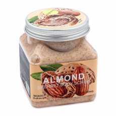 Wokali Almond Sherbet Body Scrub -350ml