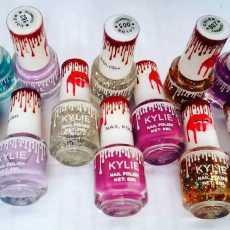 Pack of 12 colors Nail Polish