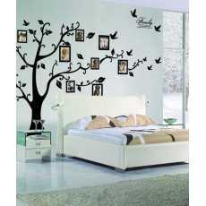 jm7194 Tree PVC Mural Art Home Decor 250*180cm Wall Decals/Adhesive Family...