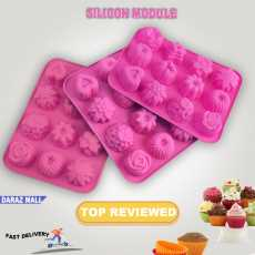 {HIGH QUALITY} Silicon Molds   Candy Making Silicone Molds   Mini Baking...