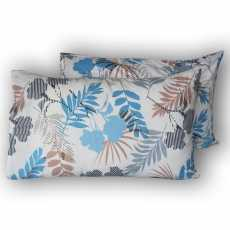 Tropical Palm Pillow Covers