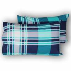 Saphire Blue Pillow Covers