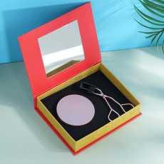 Magnetic Eyelash Set With Clip To Customize Densely Eyelashes Hard Dense...