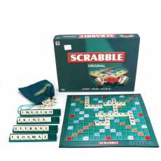 Scrabble Original Board Game , Education Vocabulary Learning Word Building...
