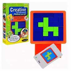 CREATIVE PATTERN PUZZLE GAME