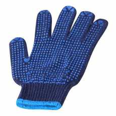 Gloves dotted for mechanical working 1 dozen