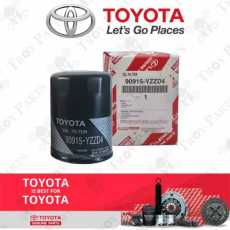 Oil Filter Toyota (90915-YZZD4) for Vigo Hilux Innova Fortuner Hiace Estima...