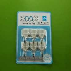 Fancy Hooks For Door, Bedroom, Kitchen, Washroom Sticky Hooks