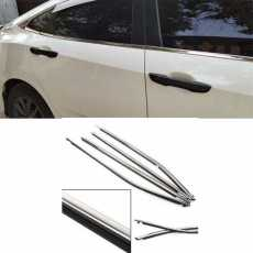Toyota Corolla Chrome Weather Strip Model 2014-2021