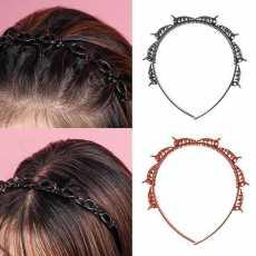 Hair Styling Headband Hair Hoop Hair Band Accessories Hair Twister Hairstyle...