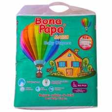 Bona papa magic diaper size 4 large 80 pcs