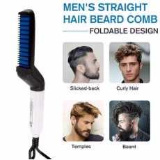 For beaut modeling comb men hair styler streightner straightner cream hair...
