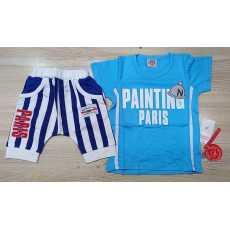 Boys Shirt & Shorts Soft Cotton New Summer Collection