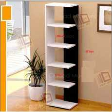 Corner book case / Book shelves for home and office