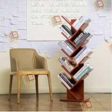 Bookcase Living Room Furniture Home Furniture tree shape bookshelf multi size...