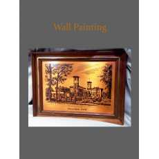 Copper Plated Painting