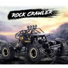 RC Car Crawler Alloy Material, Remote Control Off Road 8km/h Vehicle Climbing...