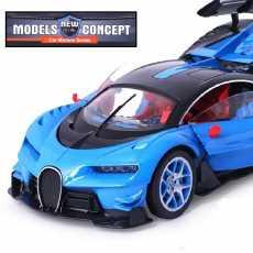 Bugatti Style RC Car, Model Concept Original Bugatti 1/14 with Opening Doors...
