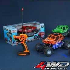 RC Cars Off-Road, Remote Control Car Rock Crawler, Trucks Vehicle 4WD...