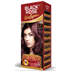 ​BURGUNDY HAIR COLOR – 5.7
