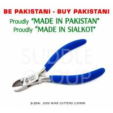 """Side Wire Cutter Cutting Pliers 5"""" 130mm Stainless Steel Jewelry Making..."""