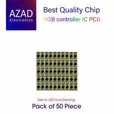 Led RGB Chip IC 3.7v 6 in 1