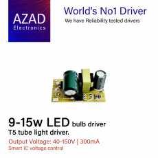 9-15w Led Bulb Driver or T5 Tube light (Quantity10 Piece)