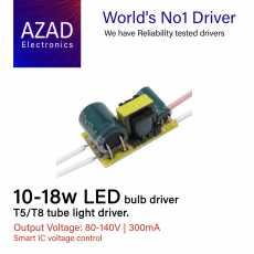 10-18W T8 Tube lightor LED Bulb Driver Quantity10 (Piece)