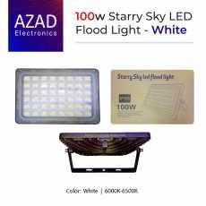 100W Starry Sky LED Floodlight White