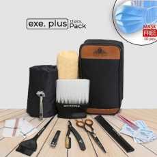 Personal Barber kit, Executive plus Pack, salon kits, barber tools kit bags,...