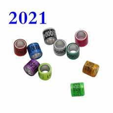 Pigeon Aluminum ring   2021