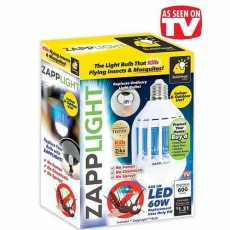 Flying Insects and Mosquito Killing Bulb