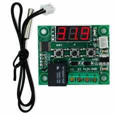 W1209  - Dc 12v Digital Thermostat Temprature Controller Module