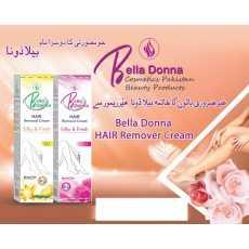 Bella donna  hair removal cream