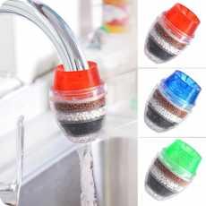 Kitchen Faucet Tap Filter Water Clean Purifier Cartridge Purifier Faucet...