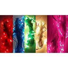 Fairy LED Lights String Decoration Light LED Still-20 Feet Long String