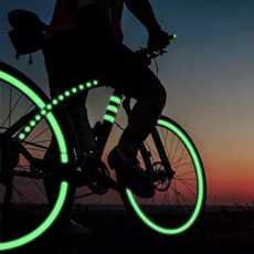 1pcs Luminous Fluorescent Night Self-adhesive Glow In The Dark Sticker Tape...