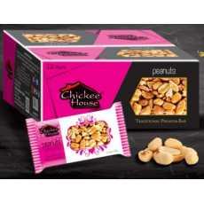 Chickee PEANUT Candy Bars (Full Box of 12 Bars)