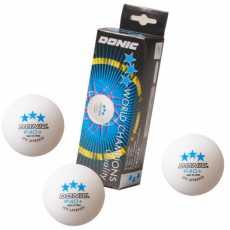 Donic Table Tennis Balls P40+ High Quality Table Tennis Ping Pong Balls